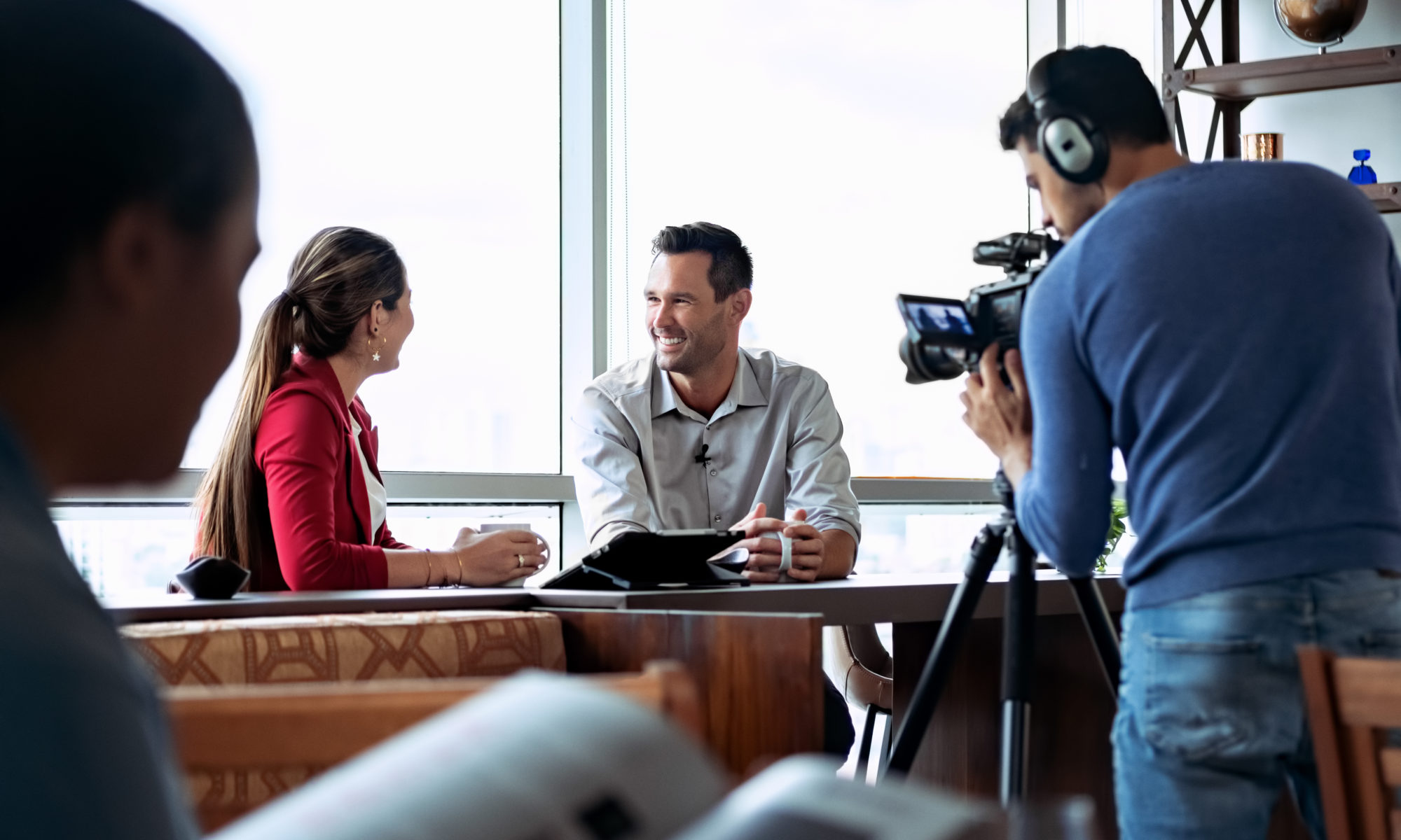 tips for press interview